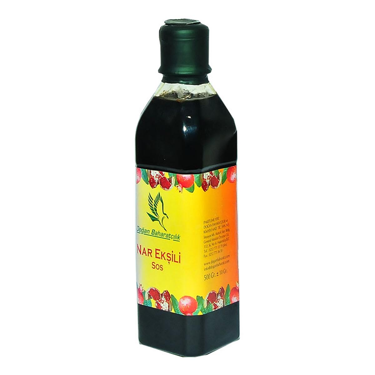 Nar Ekşili Sos 500Gr ürünü LokmanAVM EPttAVM mağazamızdan güvenle satın alabilirsiniz.